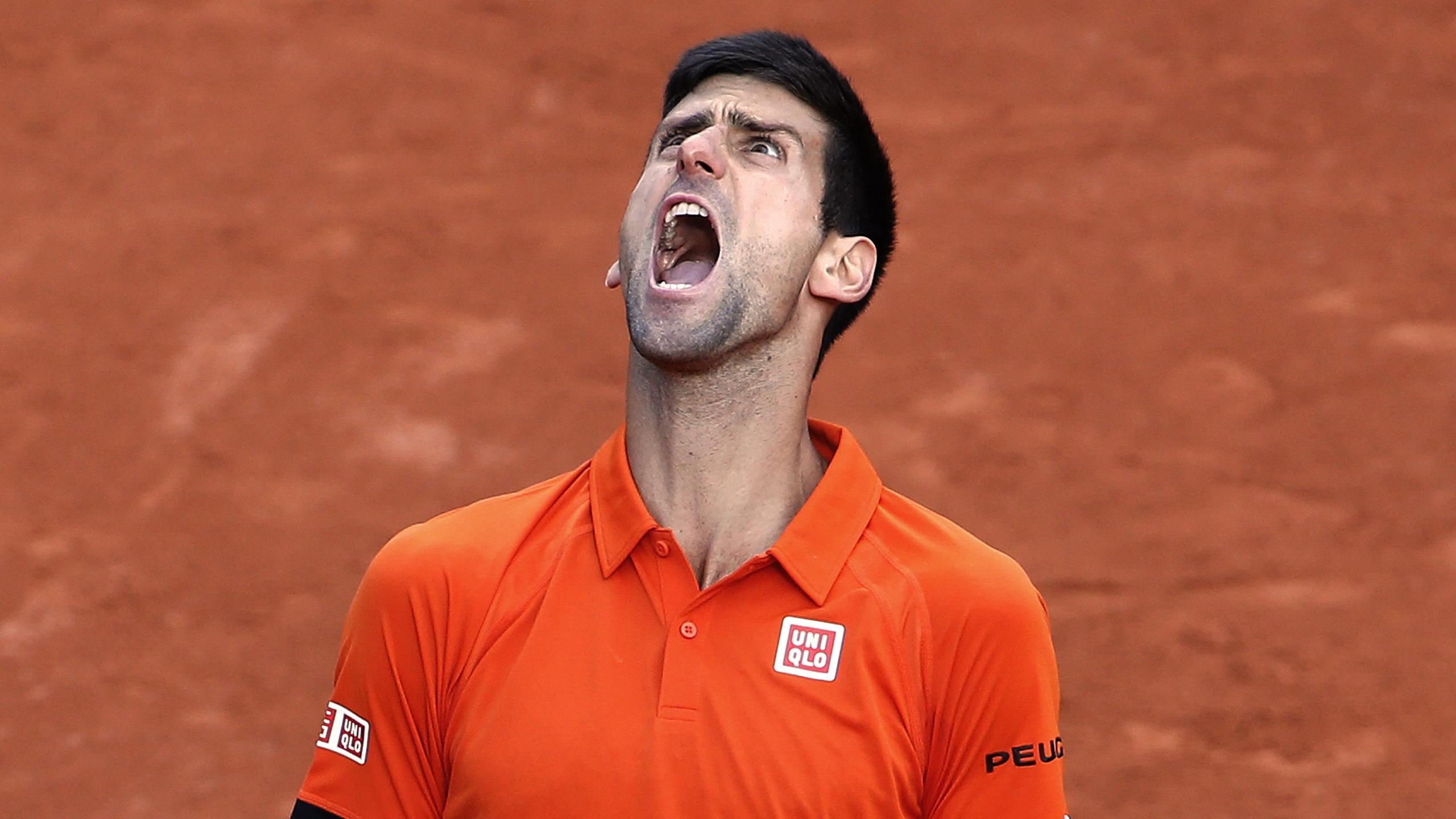 Novak Djokovic - Roland Garros 2015