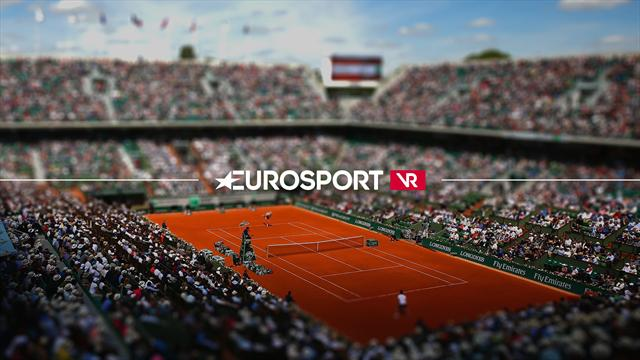 Eurosport launches new VR app
