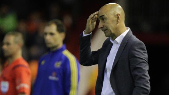 Quatre journées, quatre défaites et Valence limoge déjà son entraîneur