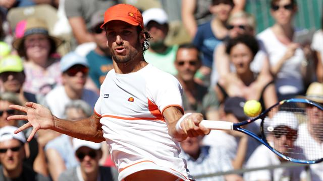 Feliciano Lopez finally claims Swiss Open title with victory over Robin Haase