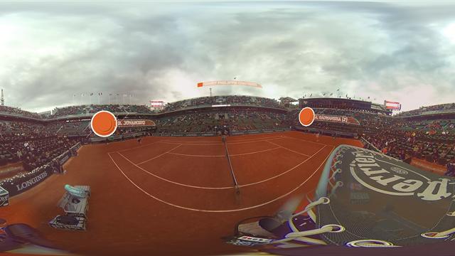Eurosport выпустил приложение виртуальной реальности
