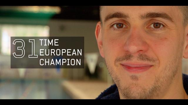 FISU Athlete Story : Laszlo Cseh