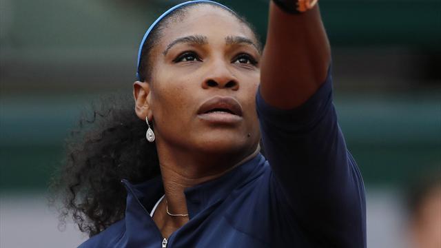 Серена покинет первое место рейтинга WTA
