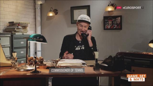 Grâce au Commissioner McEnroe, Roland-Garros aura son toit dès 2018 !