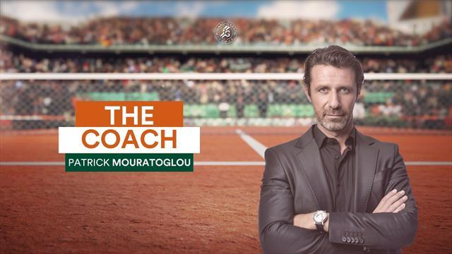 The Coach : Le coup droit, arme (presque) fatale de Madison Keys