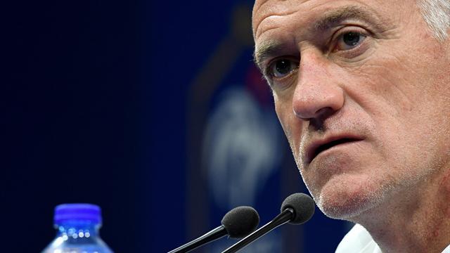 Deschamps : «Giroud n'est pas une tête de Turc»