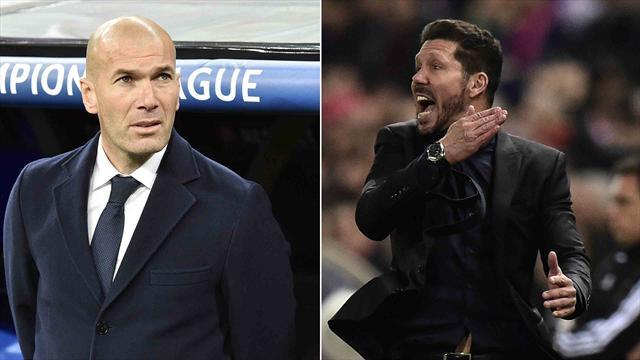 Angstgegner! Reals Furcht vor Atlético