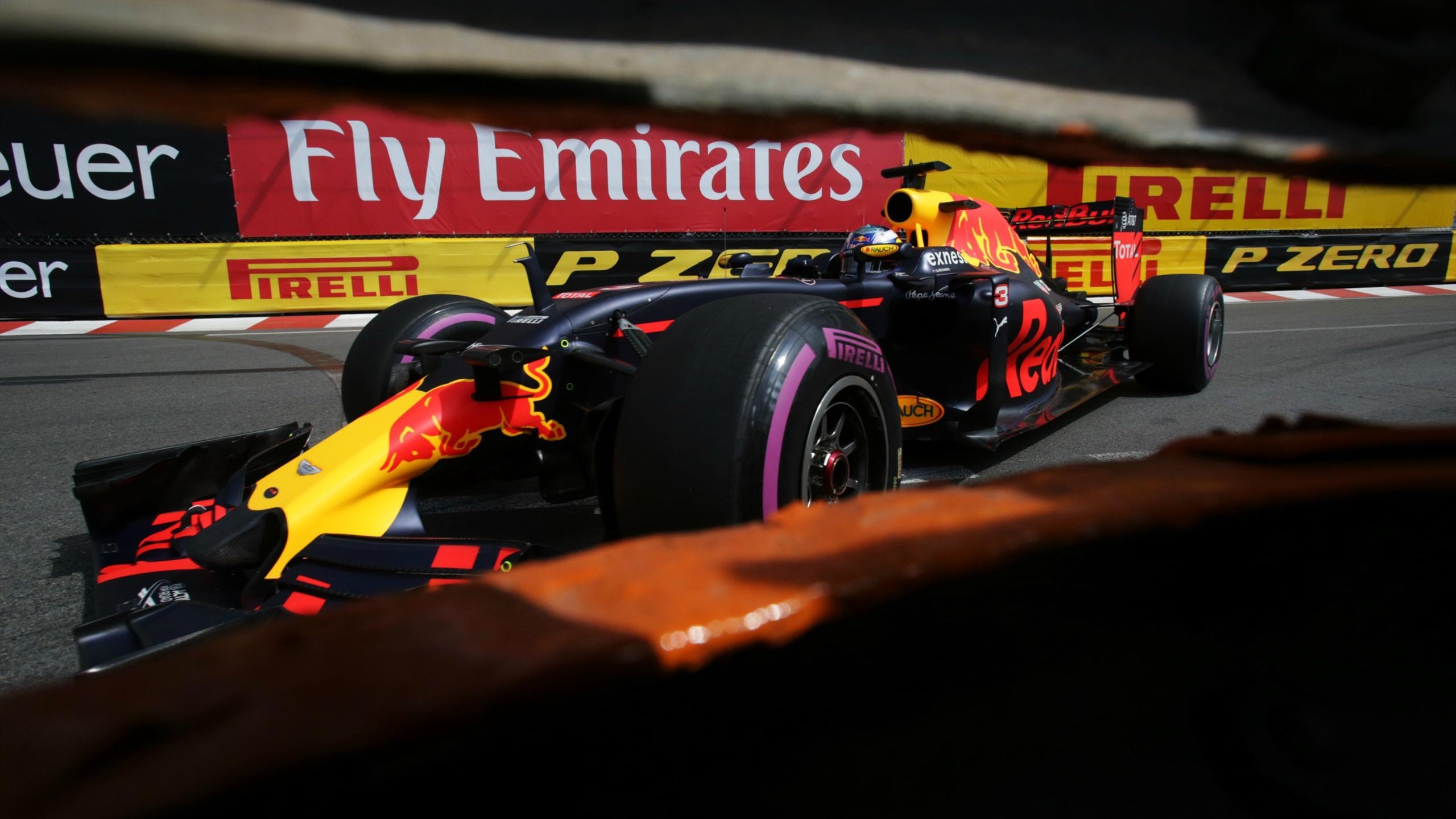 Daniel Ricciardo (Red Bull) - GP of Monaco 2016