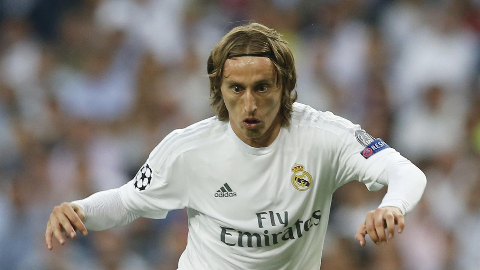 Luka Modric The elegant maestro dictating from deep Champions