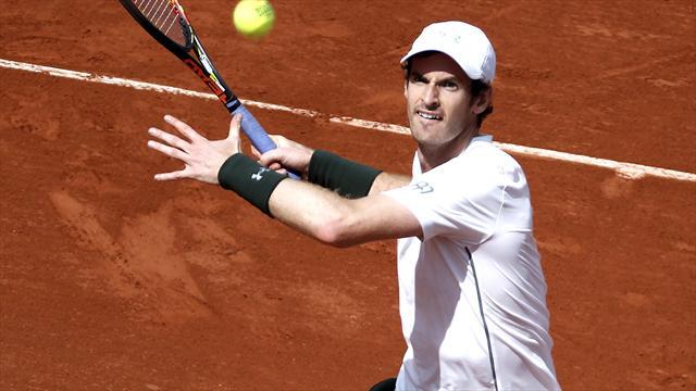 Wow! Murray spielt grandiosen Lob gegen Djokovic