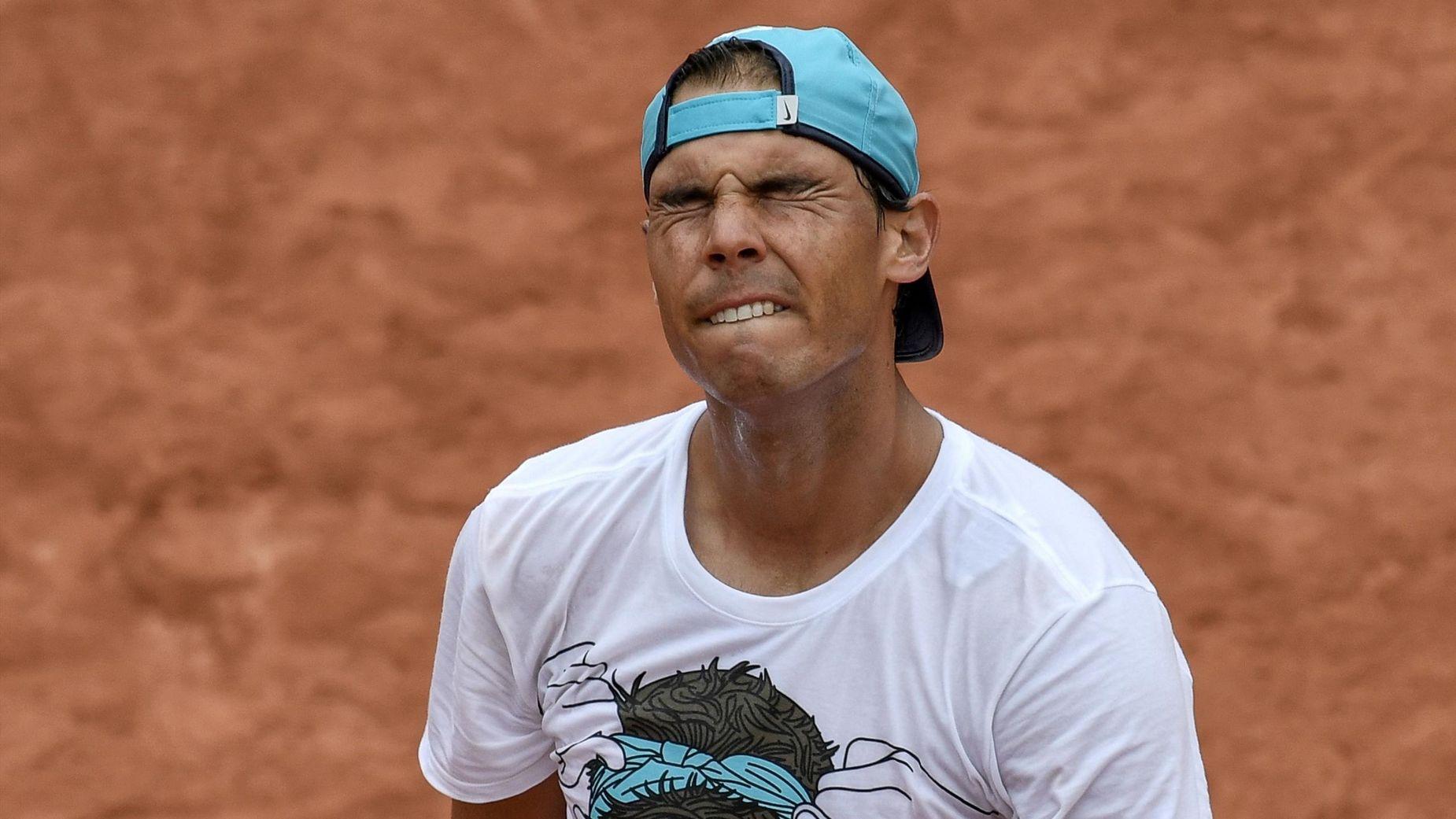 Rafael Nadal déclare forfait à cause de son poignet gauche