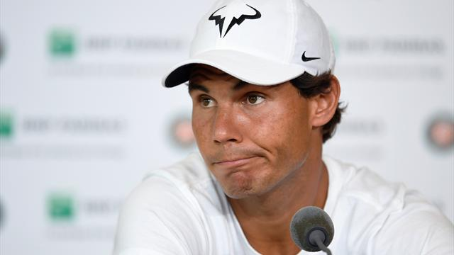 Nadal withdraws from French Open with wrist injury