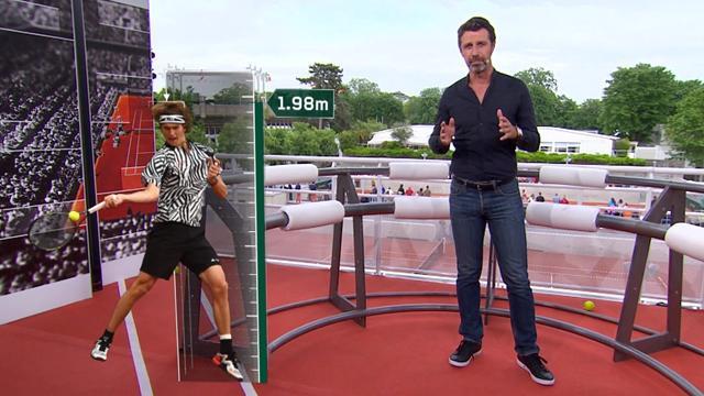 """The coach: """"Vi spiego come gioca Zverev, il futuro del tennis"""""""