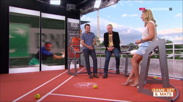 McEnroe annonce qu'il va travailler avec Raonic à Wimbledon