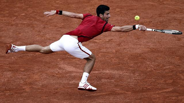 Roland Garros 2016, Djokovic-Bedene: Un aviso para el futuro (6-2, 6-3 y 6-3)