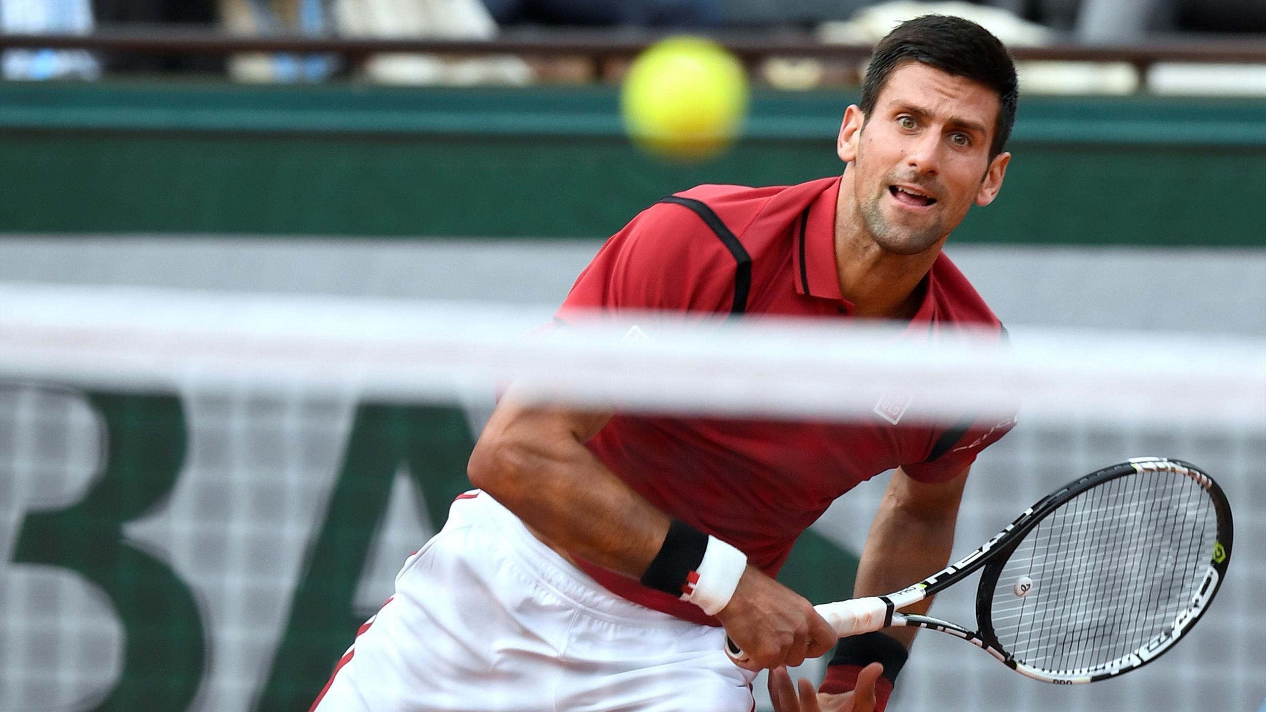 Novak Djokovic - Roland Garros 2016