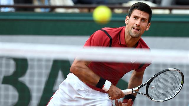 Le programme de lundi : Djokovic d'un côté, Serena de l'autre… les patrons auront du travail