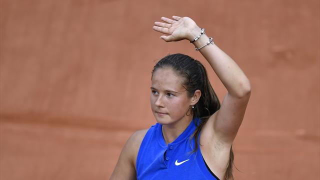 Касаткина несмогла выйти вчетвертый круг Roland Garros