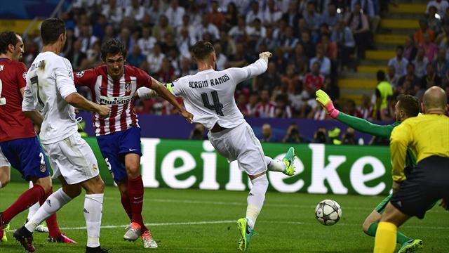 Real Madrid, Ronaldo: