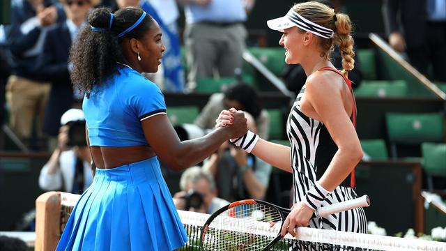 Tennis : Mladenovic a encore rendez-vous avec Serena