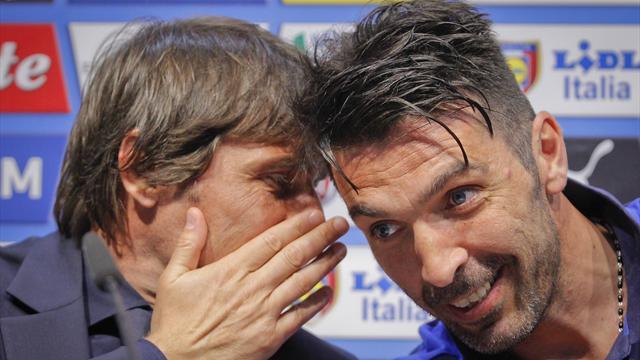 Dal 3-5-2 al 4-3-3: tutti i possibili moduli dell'Italia di Conte