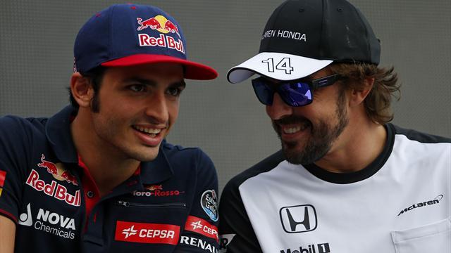 Alonso annonce les deux pilotes qu'il souhaite voir titrés en F1
