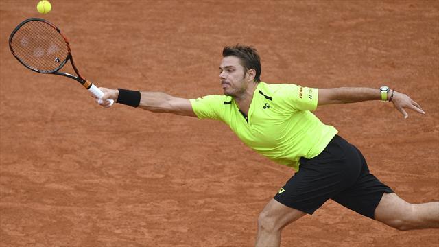 Tennis : Top 5 points : Wawrinka et Troicki, �a a envoy� du bois !