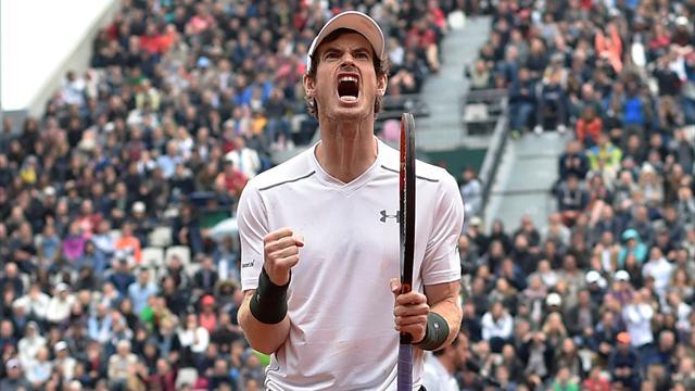 Murray reste poussif, mais il tient toujours bon