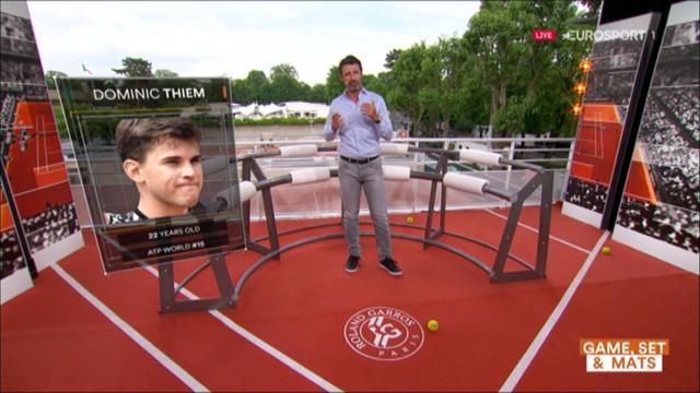 The Coach : Dominic Thiem, el jugador a seguir