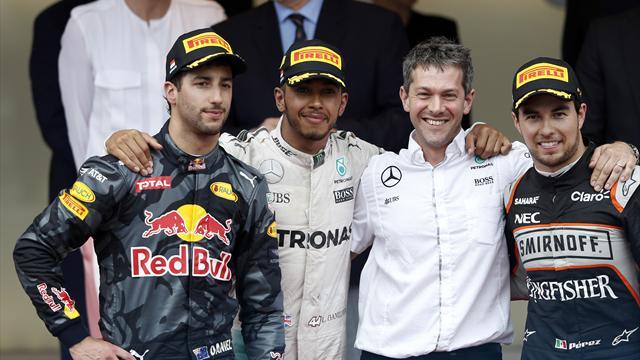 Deux podiums en trois courses pour Force India : Alesi reste sans voix