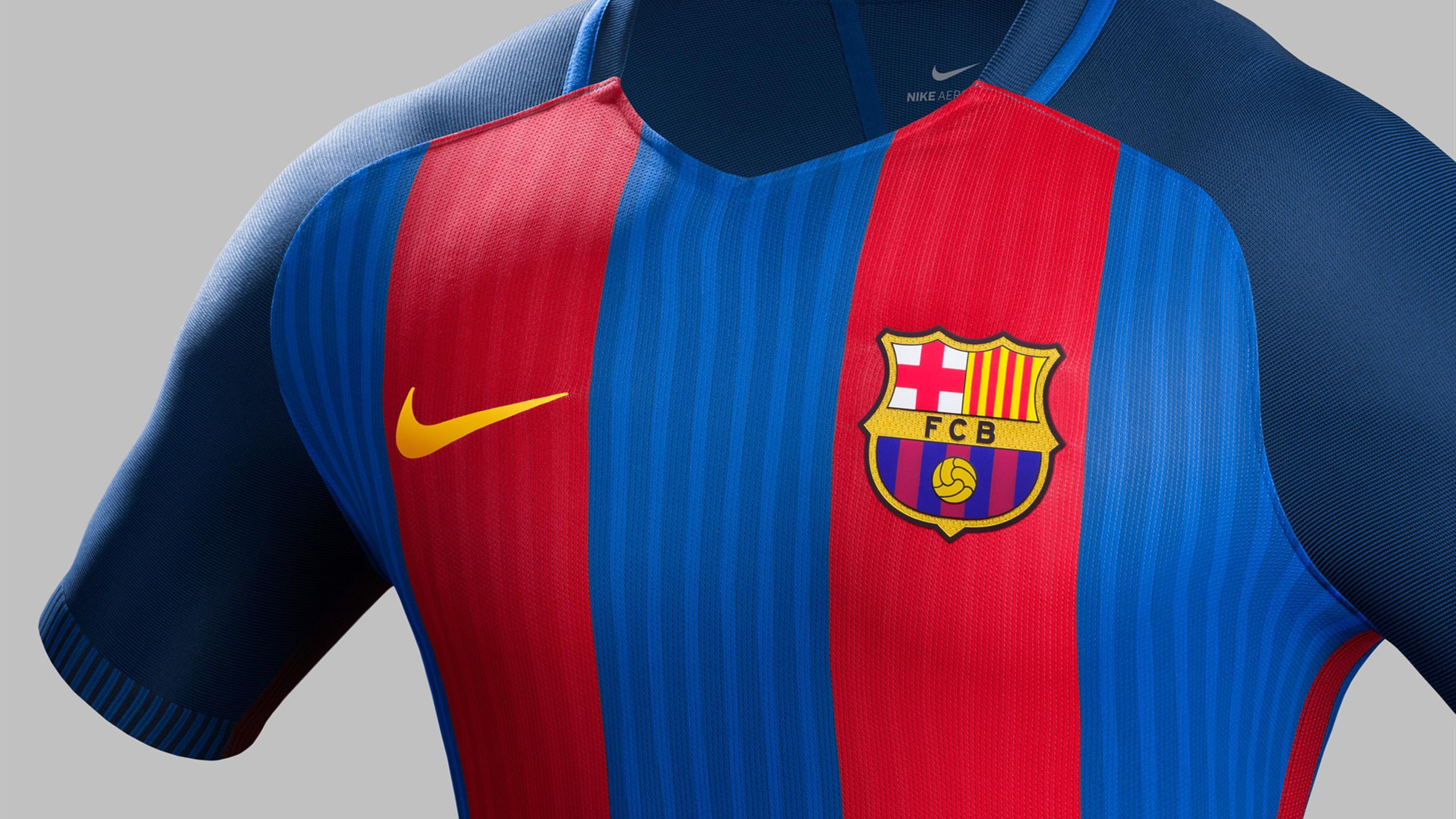 Maillot Domicile FC Barcelona nouvelle