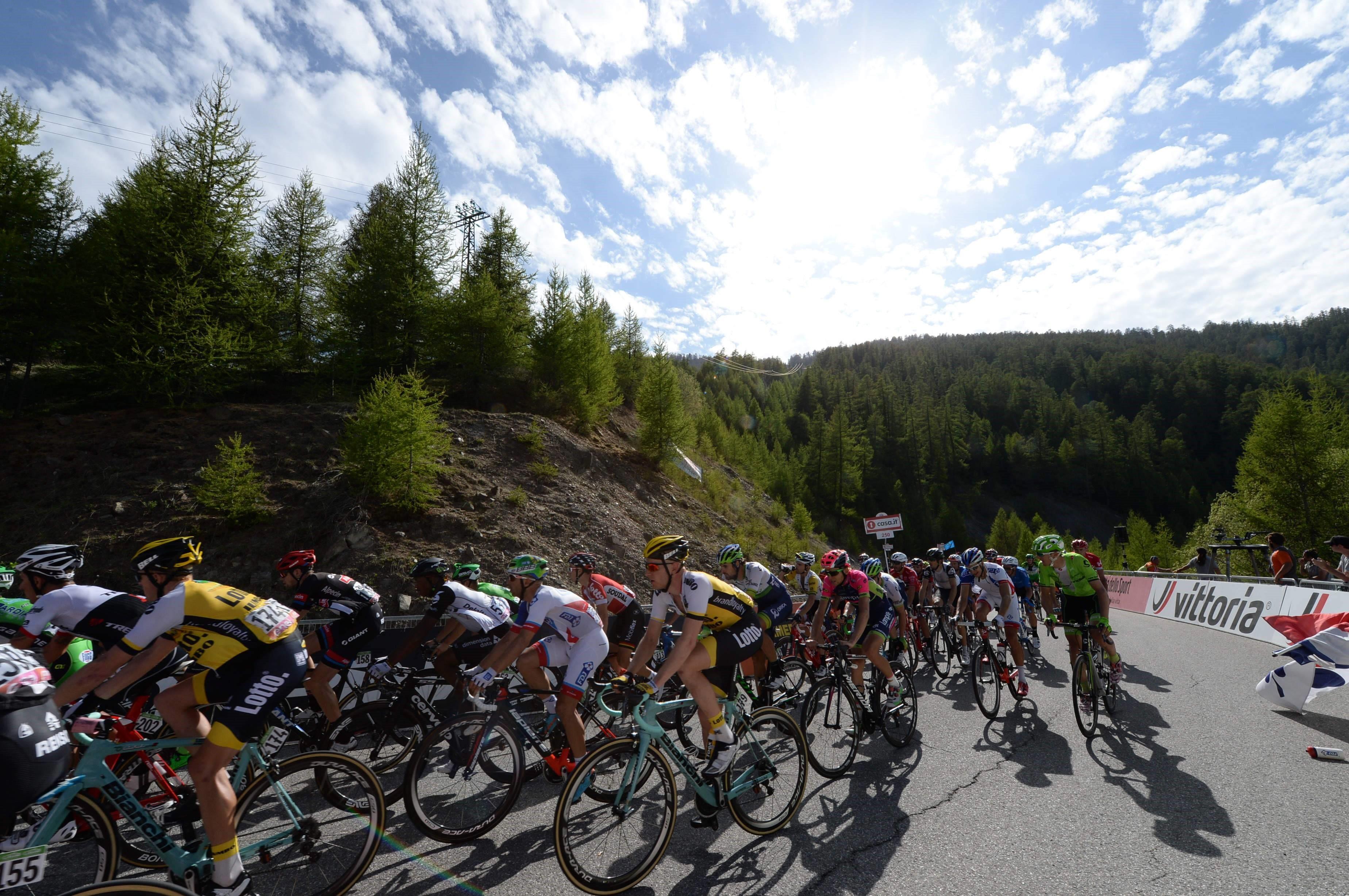 Giro d'Italia Risoul