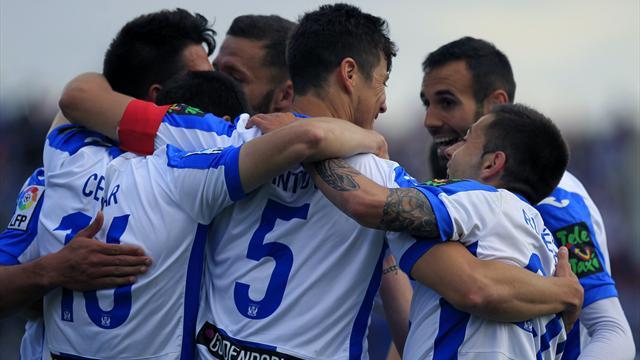 En directo, la última jornada de Segunda: El Leganés y el Nastic se juegan el ascenso