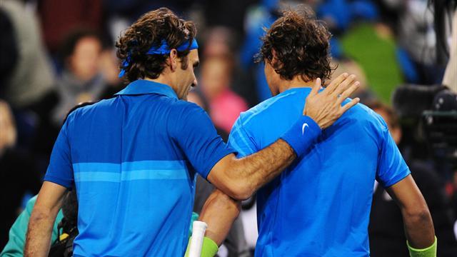 Vous prendrez bien un petit Nadal-Federer au 3e tour ?