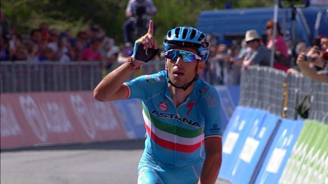 How Vincenzo Nibali staged stunning Giro comeback