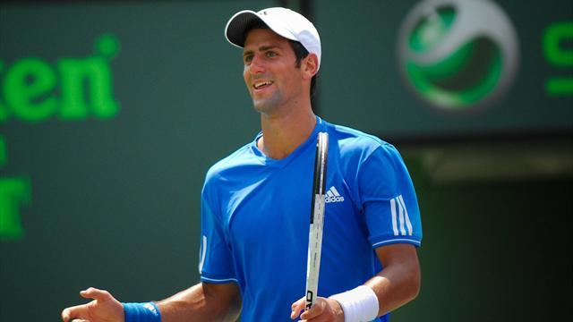 Сербский теннисист Новак Джокович вышел во 2-ой кругUS Open