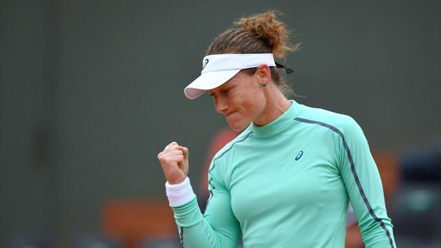 Stosur s'impose en finale face à sa compatriote Gavrilova