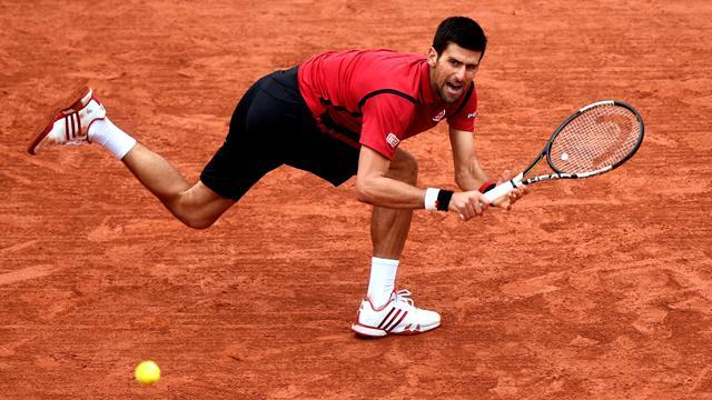 Ganz feine Klinge von Djokovic im Finale gegen Murray