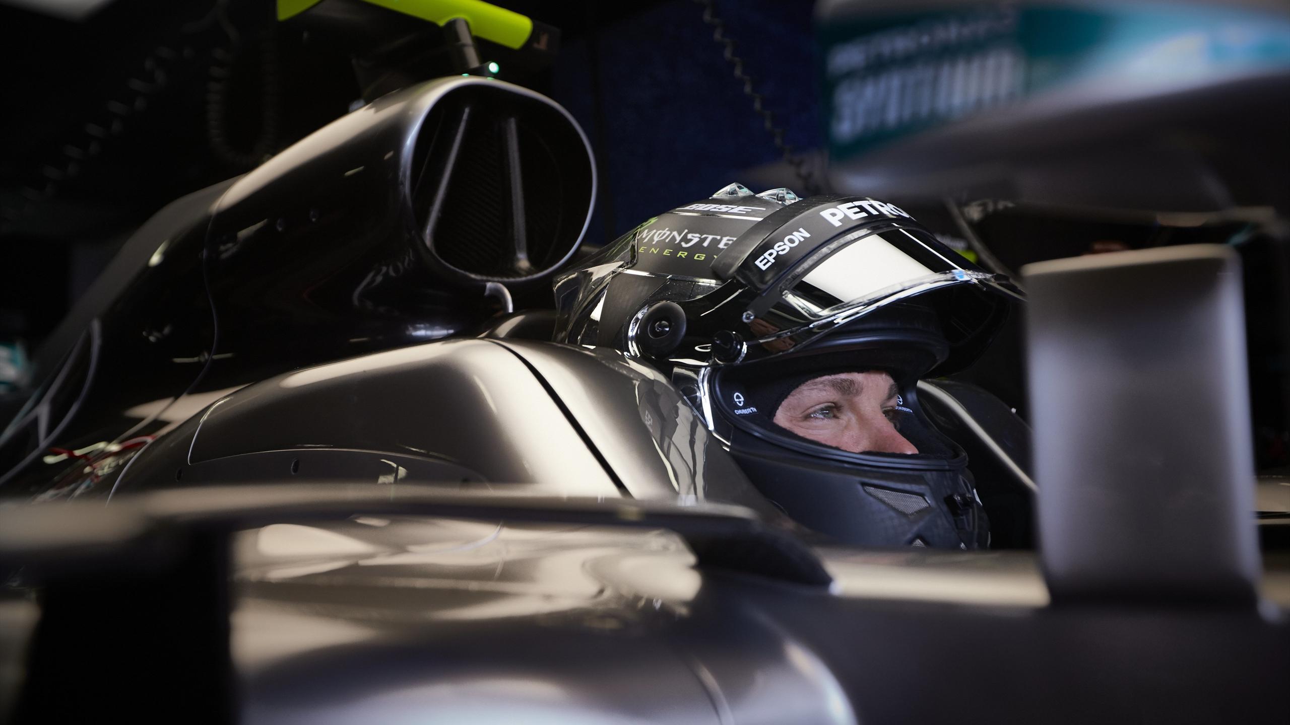 Nico Rosberg (Mercedes) au Grand Prix de Monaco 2016