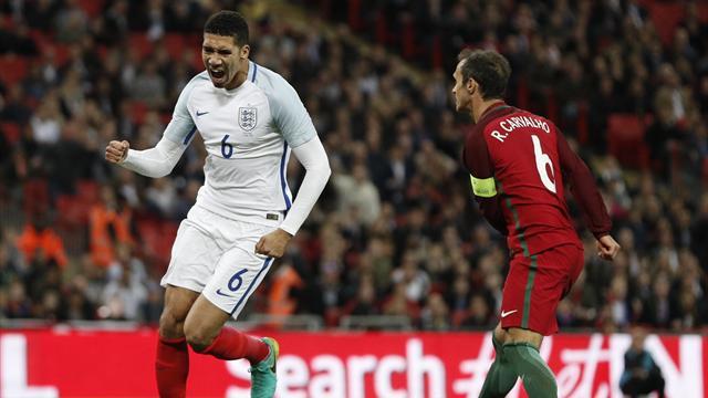 L'Angleterre a attendu pour se défaire du Portugal