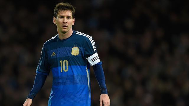 Messi'den federasyona isyan