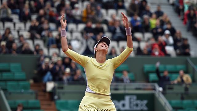 Muguruza va retenter sa chance contre Serena