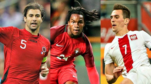 Le top 50 des joueurs les plus attendus de l'Euro (de 50 à 41)