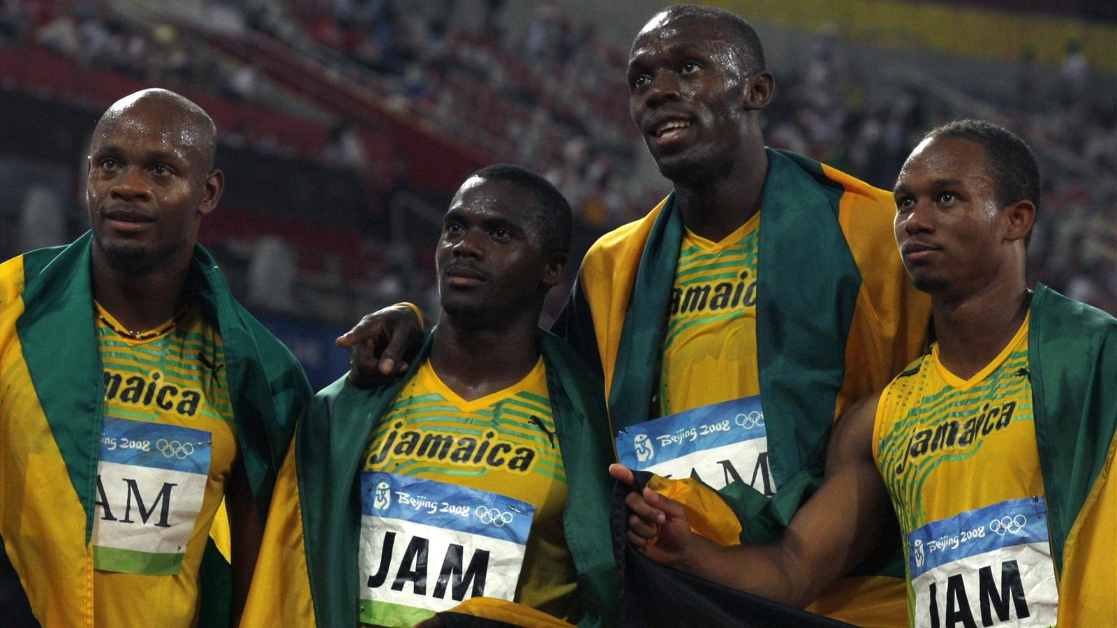 jamaican gold jamaican sprinters