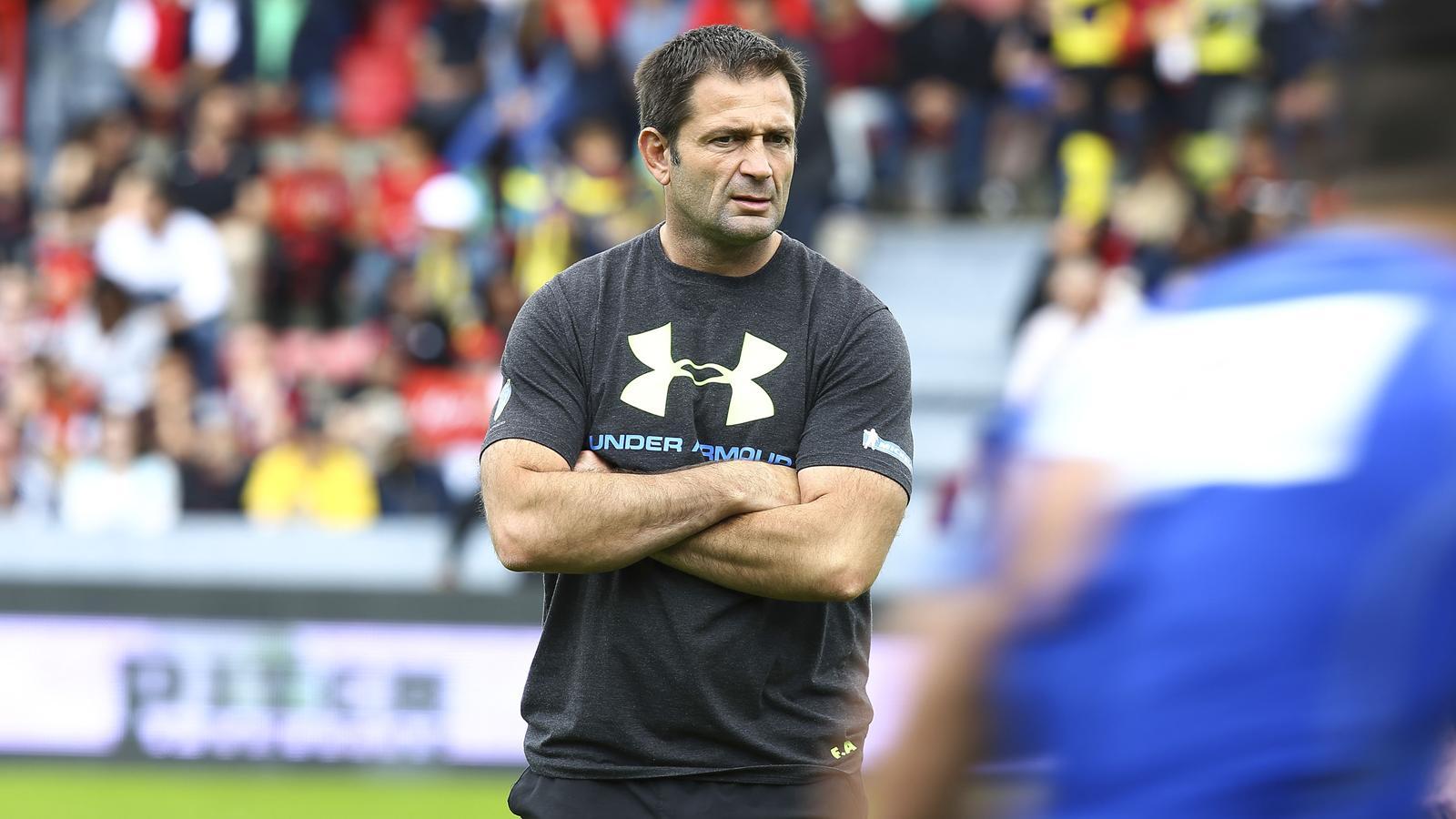 Franck Azéma (Clermont)