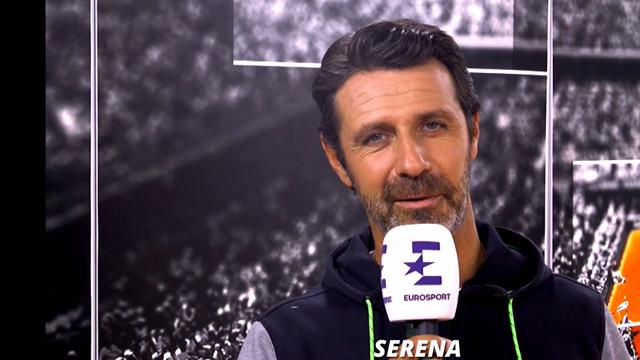 Le revers de Djokovic, le mental de Serena et McEnroe : l'interview dilemme de Patrick Mouratoglou