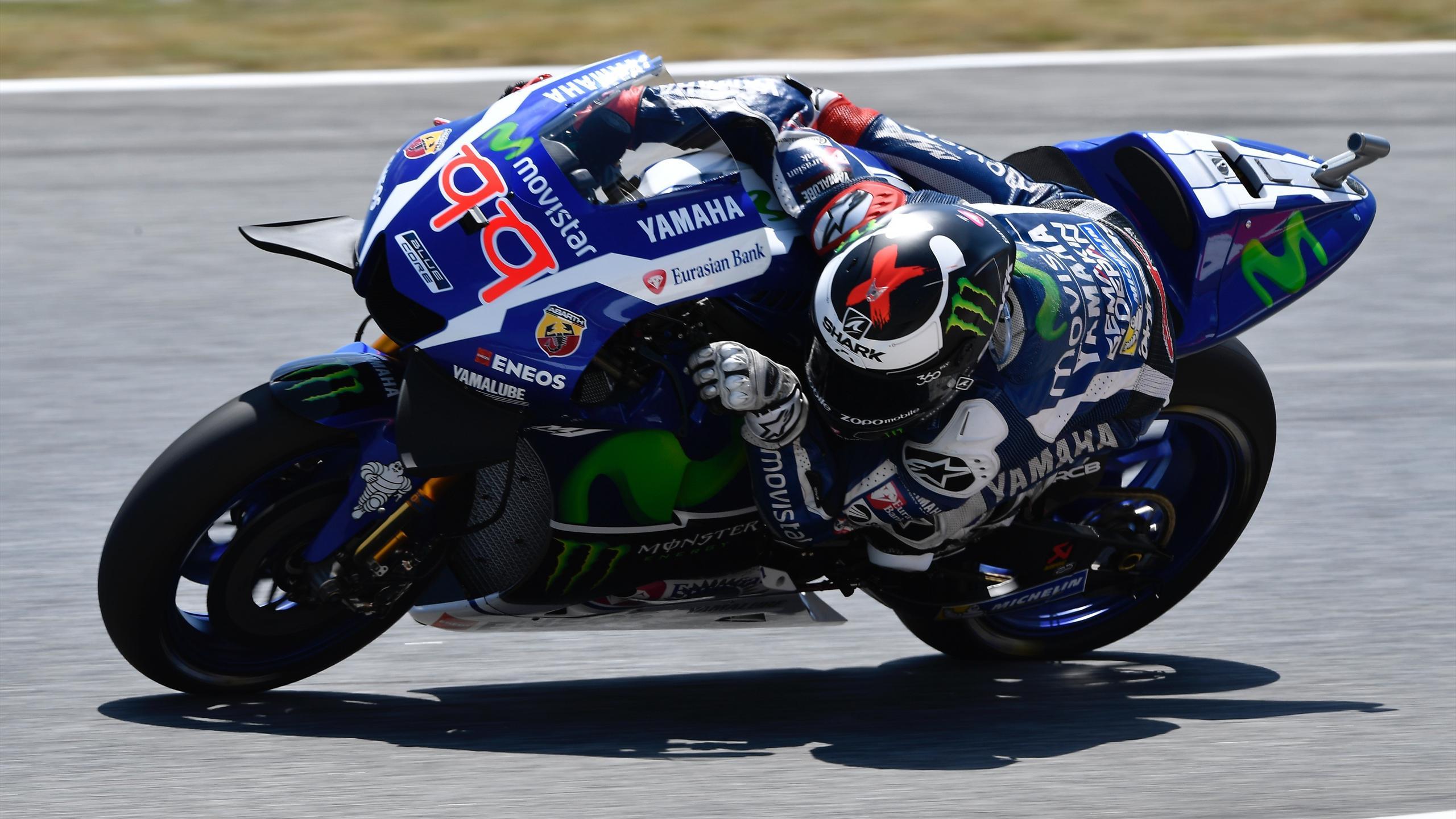 Jorge Lorenzo (Yamaha Factory) - GP of Catalunya 2016