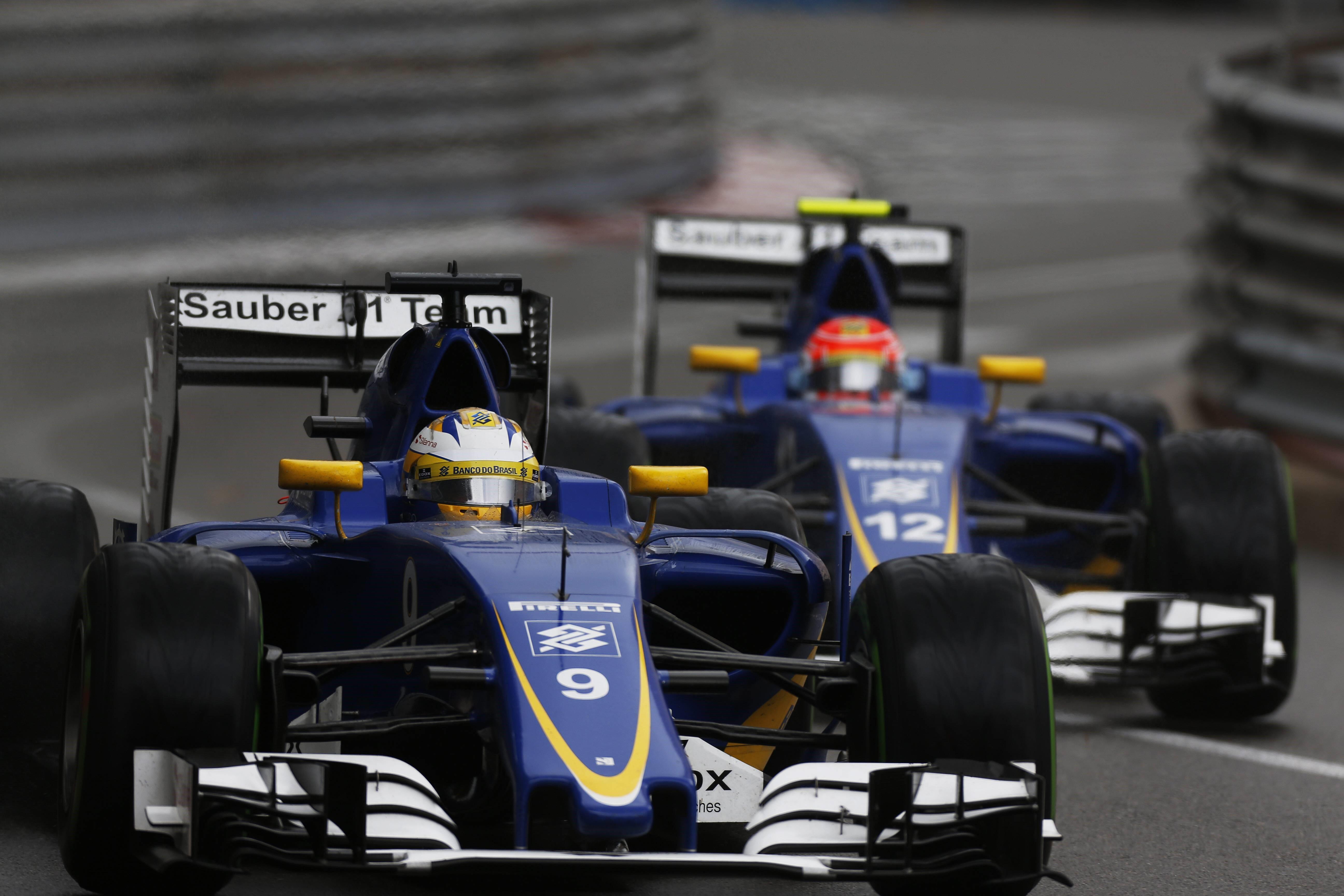 Команда Sauber