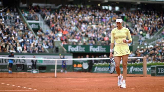 Roland Garros Vrouwenfinale