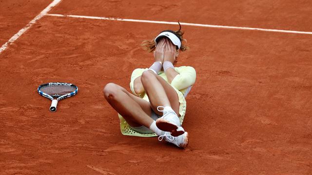 Muguruza, la victoire de l'audace… à la Serena